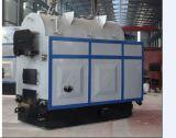 Griglia Chain, caldaia a vapore orizzontale della pallina della biomassa del truciolo