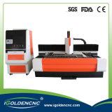 Machine à découper au laser en métal carré à la fibre à carton 1325