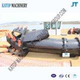 3000 Cbm Scherblock-Absaugung-Bagger für Verkauf 18 Zoll-Bagger