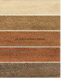 Mattonelle di ceramica di superficie di legno del materiale da costruzione
