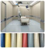 Rutschfester haltbarer Vinylbodenbelag für Handelsfußboden in Rolls