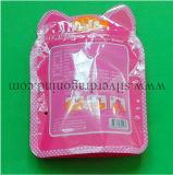 Изготовленный на заказ мешок для снадобиь пакуя, высокое качество застежки -молнии