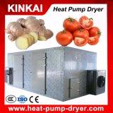 Tipo industrial secador da bandeja do vegetal da cebola do cogumelo do tomate