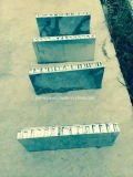Les matériaux de construction de panneaux de marbre pierre de granit Honeycomb pour façades de paroi
