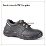 セリウムの標準バッファローの革安全靴