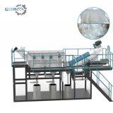 Les déchets agricoles en PEBD Film Machine à laver en plastique