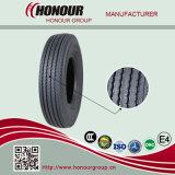 Pneu de voiture de tourisme Pneu de pneu semi-acier à pneus radiaux