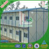 녹색 Prefabricated 강철 건물