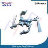 Accoppiatore dell'armatura con il ferro di angolo saldato