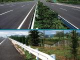 Barriera di sicurezza galvanizzata della strada del TUFFO caldo