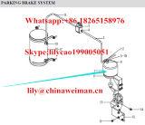 El cargador de la rueda de Sdlg LG933/LG936/LG938 parte el depósito 4120000506 del aire