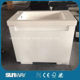 증명서 (SW-1323)를 가진 새로운 디자인 MDF 목욕탕 가구
