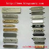 معدن [دوغ تغ]/حذاء بطاقة/لباس حذاء علامة مميّزة بطاقة /Metal فتنة علامة تجاريّة بطاقة/معدن بطاقة