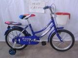 Kind-Fahrrad mit doppelter Kurve D15