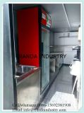 Hamburger Van del rimorchio dell'Australia Standard Food Van Wood Catering