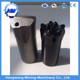 Qualidade de carboneto de tungsténio Cabeça perfuradora de rocha Cruz de bits do cinzel Botão Bit Bit