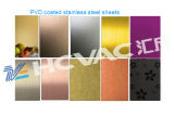 大きいDecorative Stainless Steel SheetかPipe/Plate PVD Vacuum Coating Machine