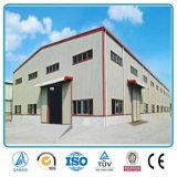 Pequeños edificios prefabricados del acero del almacenaje