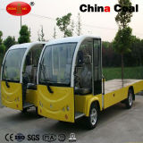 2t pequeña Mini Electric logística el transporte de camiones de carga de cama plana