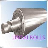 Lega Rolls del riscaldamento di olio per la macchina di fabbricazione di carta