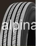 Joyall Marken-breiterer Schritt-Kapitel-Entwurfs-LKW-Gummireifen und LKW-Reifen 12r22.5