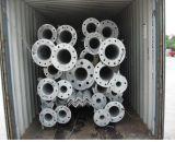 Torretta d'acciaio galvanizzata del TUFFO caldo dell'esportazione