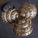 IADC 637 TCI Bohrmeißel-dreikegelige Felsen-Bit-Öl-Bohrgerät-Hilfsmittel
