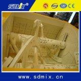 Ktsa6750/4500 tipo espiral misturador concreto do eixo do gêmeo