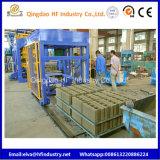 Bloco concreto de pavimentação inteiramente automático do tijolo Qt10-15 que faz a máquina