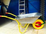 電流を通された構築Wb6400の一輪車の皿