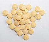 GMP OEM Multivitaminの沸騰性のビタミンCのタブレット