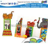 Trem de cultura de brinquedos do trem de jogo educativo para Kid (HD-17001)