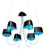 Italy Style Modern Ceiling Lamp Chandelier (GX-7072-6)
