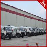 camion della betoniera del miscelatore di transito del miscelatore di cemento 3-12cbm