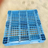 Paletes de plástico para serviço pesado usado para armazenagem no depósito