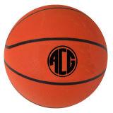 Basquetebol, basquete de borracha, bola de promoção, bola de presente