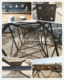 製造業者の提供のTrangularのマイクロウェーブアンテナ角度鋼鉄コミュニケーション格子タワー