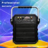 Altofalante de couro audio aptidão quente dos presentes da venda da melhor