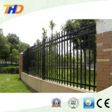 정원을%s 장식적인 창 상단 안전 강철 담 또는 Residental 또는 별장