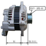 12V 110A Alternator for Mitsubishi Infiniti Lester 11052 A3tg0191