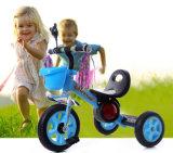 Vente en gros de bébés enfants en gros avec des enfants de musique Scooter de vélo