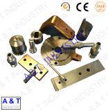 Pezzi di ricambio di giro del macchinario della parte/tessile del tornio di CNC dell'acciaio inossidabile i pezzi meccanici