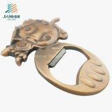 La Chine de gros cadeau Weddging en alliage de bronze à la promotion de l'ouvreur de bouteille de métal