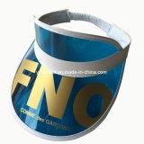 Sublimación personalizado Visera PVC de alta calidad de la tapa para la venta al por mayor