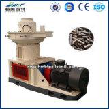 Кольцо высокого качества умирает деревянная машина давления лепешки биомассы опилк