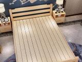 Кровати твердой деревянной кровати самомоднейшие двойные (M-X2227)