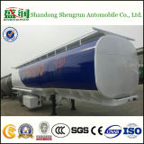 아프리카에 세 배 Axle 30-60cbm Fuel Diesel Oil Tank Oil Tanker