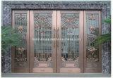 家の内部の錬鉄の装飾用の出入口の機密保護デザイン