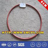 Personnalisée en usine de caoutchouc de silicone joint étanche (SWCPU-R-OU043)