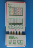 Test card/Doa-5 van het Comité van de Cassette/van de multi-Drug van de Test van het Comité van de ONDERDOMPELING van de drug de Test van het Comité van de ONDERDOMPELING